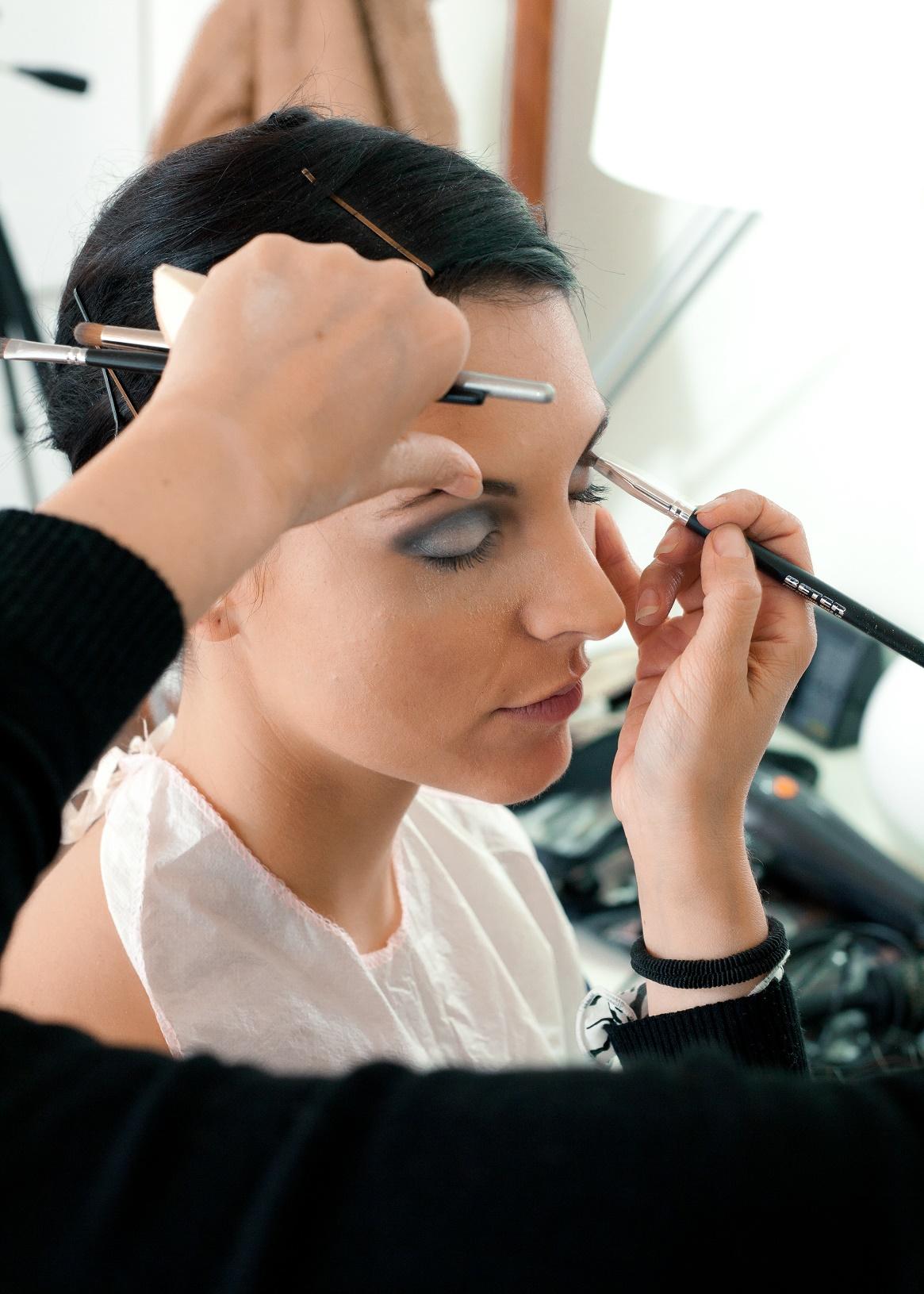 Maquillaje para book de fotos