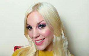 maquillaje resultado